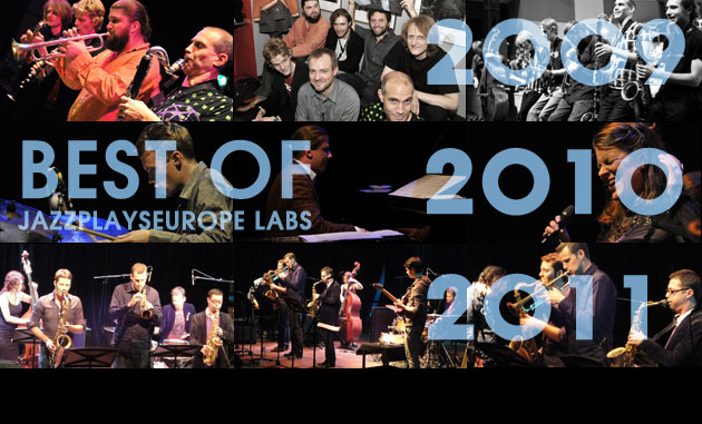 Flagey & winter jazz Festivals proudly presents 'best of jazzplayseurope' - 28. january 2012, 20h