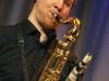Michael Janssen; Foto: Christoph Giese (Tel. 0209/66125, Kto. 160 158 800, BLZ 4226 0001, Volksbank Ruhr Mitte), Aufnahmedatum: 4.12.2009, RWE Pavillon der Philharmonie Essen